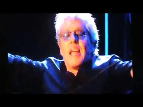 The Who estreia no Brasil com muito rock São Paulo Trip   Show completo na sequencia