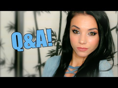 Q&A! | Getting Another Puppy, Boob Job, & A Paranormal Experience?!