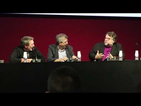 Guillermo del Toro en Filmoteca Cataluña