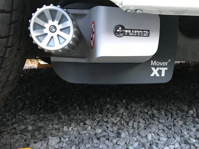 Truma XT Mover - Montering