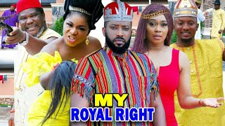 MY ROYAL RIGHT FULL Season 1&2 - NEW MOVIE Fredrick Leonard/Tana Adelana/Destiny Etiko 2020 Movie