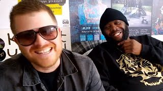 El-P & Killer Mike (Run The Jewels) Pick Their Favourite Rap Duos