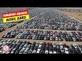 350 Ribu Mobil VW Dan AUDI Terkubur Massal Di Gurun California