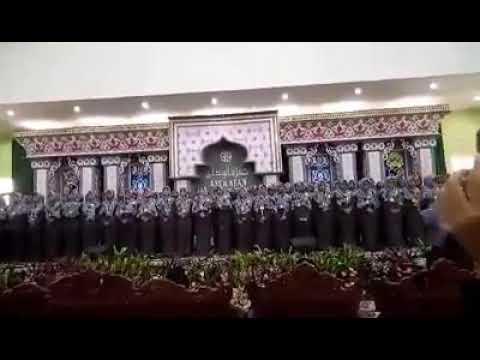 Lagu Perpisahan Haflatul Wada Angkatan 39 Tahun 2018