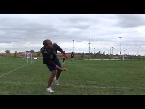 Throwing Form: Johnny Bansfield (Flick Hucks Pt. 1)