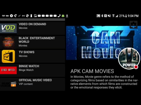 Black Entertainment apk