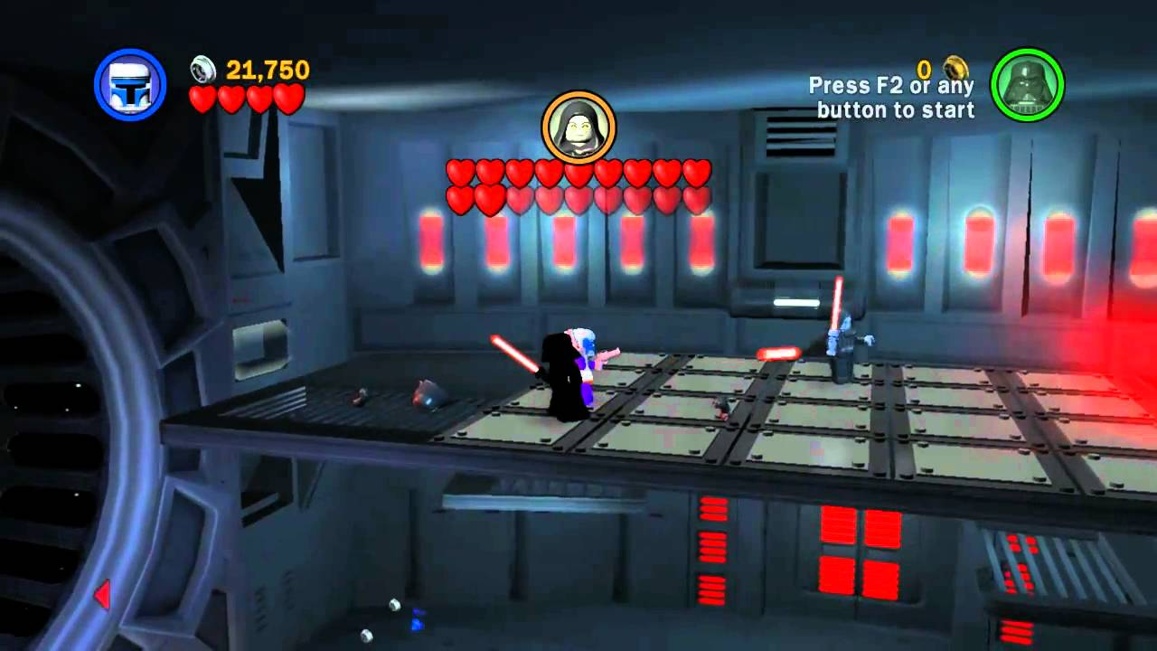 Let 39 s play lego star wars the complete saga ep 6 ch 5 - Lego star wars 1 2 3 4 5 6 ...
