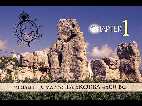 #1 The OLDEST TEMPLE Of SKORBA, 4500BC!   MEGALITHIC Ancient Malta   [MEGALITOS EN MALTA]