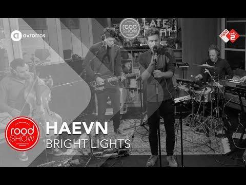HAEVN - 'Bright Lights' live @ Roodshow Late Night