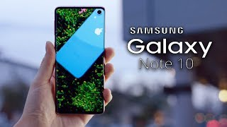 Galaxy Note 10 - HANDS ON | Galaxy Note 10 Price, Specifications, Release Date
