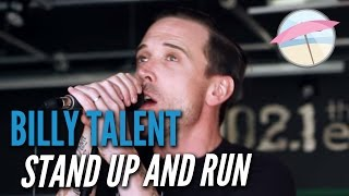 Billy Talent - Stand Up and Run (Live at the Edge)