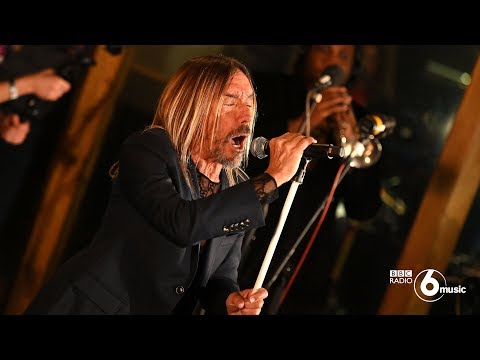 Iggy Pop - Loves Missing (Live for BBC Radio 6 Music)