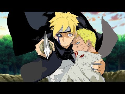 Naruto vs. Kawaki - Boruto [AMV] HD