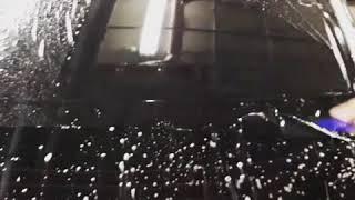 Оклека крыши авто в черный глянец
