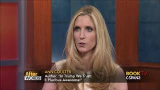 Ann Coulter Reacts to Harvey Weinstein Sexual Harassment Allegations