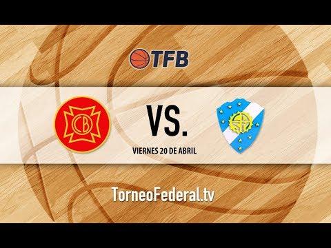 Belgrano de San Nicolás vs Club Social y Deportivo Sol de Mayo | #TFB