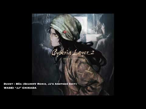 "WASEI ""JJ"" CHIKADA - Duvet - Bôa (ScummV Remix, JJ's Another Edit) serial experiments lain 20th"