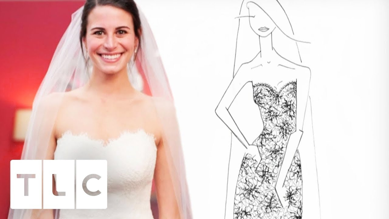 Heidi Designs Mary Margret Lace Dress To Play Tribute To Bride's Aunt   Bride By Design
