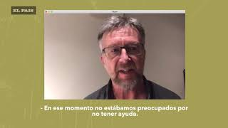 Greg Mortimer: El testimonio de Steve Timmerman uno de los pasajeros