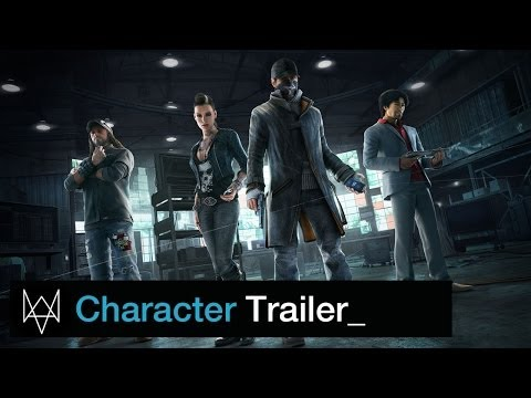 Watch Dogs - Character Trailer | Ubisoft [NA]