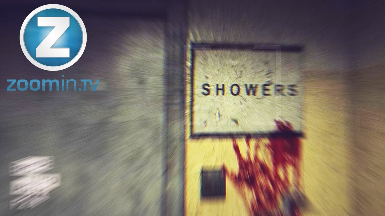 Chased Into Prison Showers By Two Naked Guys Outlast -5186