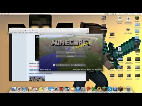 How to Downlaod Faithful Texture Pack {mac}