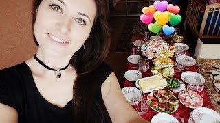 Праздничный стол! Меню на день рождения