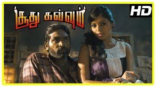 Soodhu Kavvum Movie Scenes | Karunakaran joins Vijay Sethupathi | MS Bhaskar meets Radha Ravi