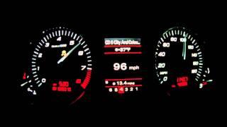 APR flashed Audi S6 V10 Highway