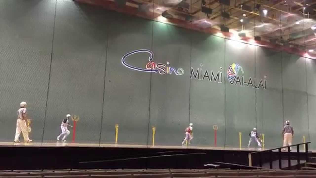 Miami Jai Alai