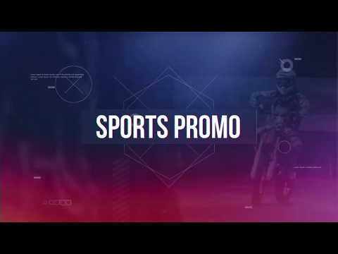 Dynamic & Sports Slideshow | After Effects Template | Project VideoHive.
