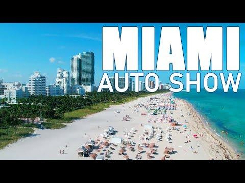 2019 Miami International Auto Show