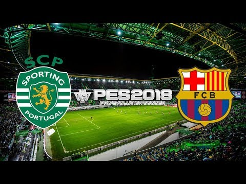 Sporting Lisbon vs Barcelona, Champions League - Matchday