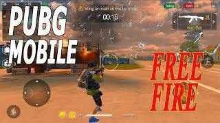 Free Fire- Battle Royale: Phiên bản mobile Của PUBG Chỉ Có Thể Gọi Hoàn Hảo