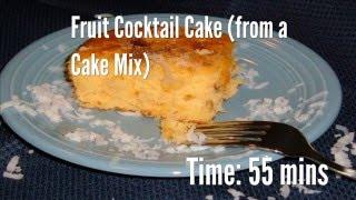 party dessert