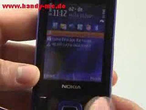 Nokia N81 Bedienung