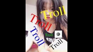 Tổng hợp pha Troll LINH NGỌC ĐÀM #2 ( #lề: BAO CAO SU vị chuối ) fan LND điểm danh