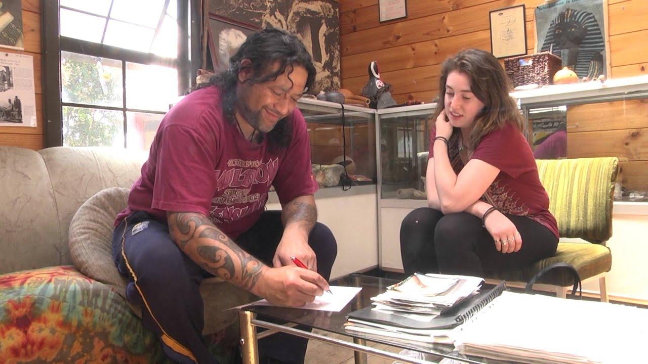 Maori Beliefs: Maori Tattoos