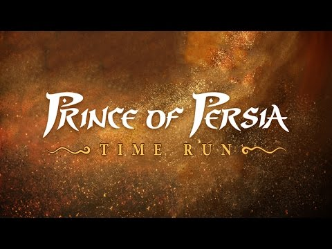 Prince of Persia : Time Run (by Ubisoft) - iOS / Android - HD Gameplay Trailer