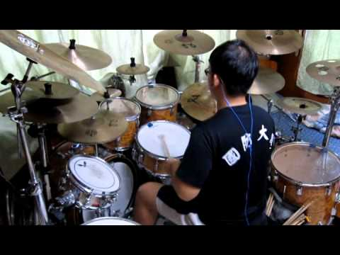 周杰倫-聽見下雨的聲音 Drum Cover By Travis Liang