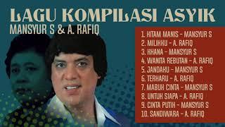 Lagu Kompilasi Asyik Mansur S & A. Rafiq | Official Audio
