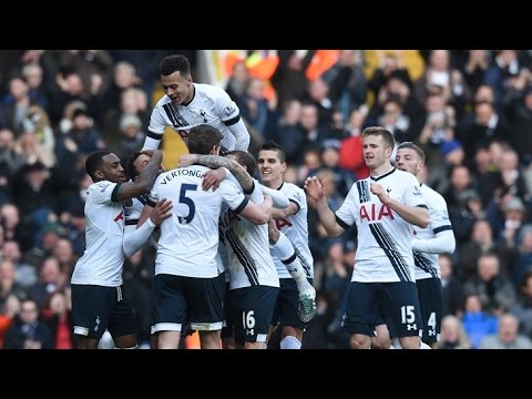 Tottenham Hotspur 15/16 - Greatest Moments