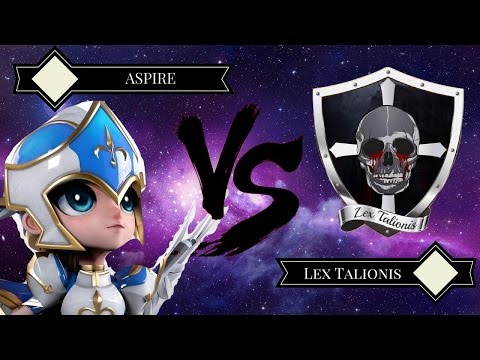 [Summoners War] GW: Aspire vs. Lex Talionis