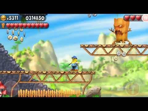 Incredible Jack: Jumping & Running | Level 6 | Android Gameplay