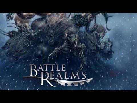 Battle Realms: Winter Of The Wolf - Let's Play Part 5: Rescuing Gaihla [Hard]