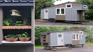 Tiny House Plans Mobile