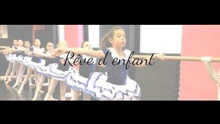 """COURT MÉTRAGE """"RÊVE D'ENFANT"""" STRACE DANCE CENTER, LA BOITE A MUSIQUE"""