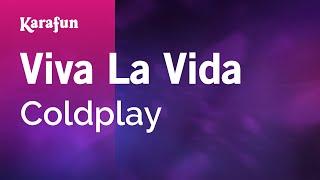 Karaoke Viva La Vida - Coldplay *