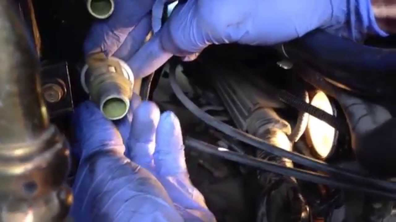 maxresdefault ford e350 how to remove heater hose without tool youtube