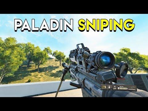 PALADIN SNIPING - CoD BO4: Blackout